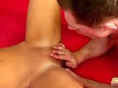 Horny Markie More Drills Amazing Lolly Ink 1