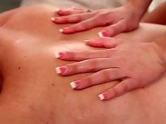 Sexy Hope Howell Is A Very Skillful Masseuse 1