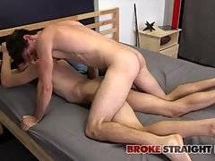Abram Hoffer Fucks Chandler Scott